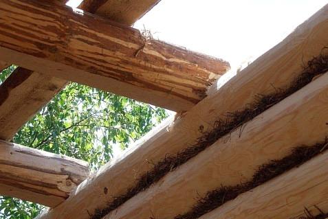 Заделка потолочного шва из гкл